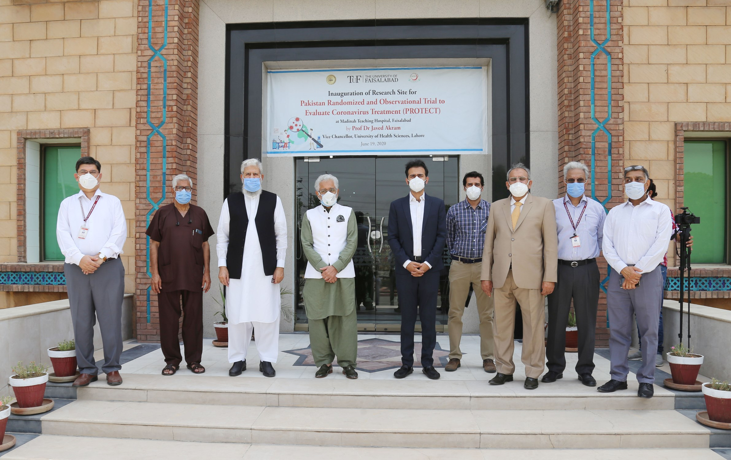 research-center-on-covid-19-protect-inaugurated-at-madinah-teaching-hospital